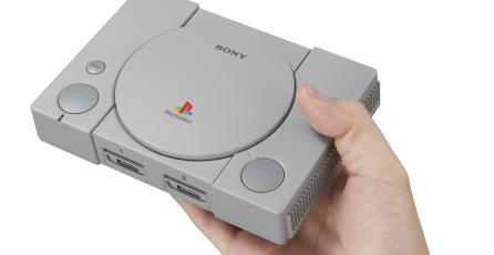 Anuncian el PlayStation Classic, miniconsola con 20 clásicos de PlayStation<em></em>