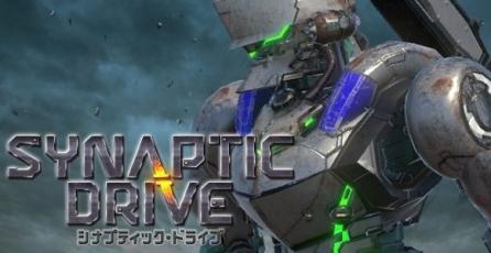 Primer Trailer de <em>Synaptic Drive</em>, lo nuevo del creador de Custom Robo