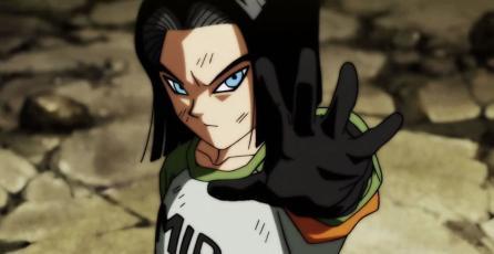 Androide 17 desatará su poder en <em>Dragon Ball FighterZ</em>