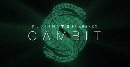 Anuncian periodo de prueba de Gambit, el nuevo modo de <em>Destiny 2: Forsaken</em>