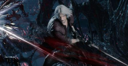 Checa el nuevo trailer y la Deluxe Edition de <em>Devil May Cry 5</em>