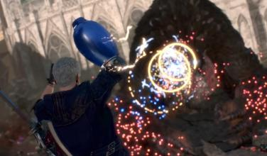 Devil May Cry 5 te permitirá jugar con la Mega Buster de Mega Man