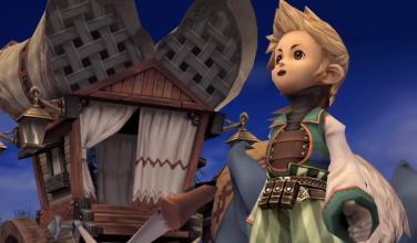 Square Enix muestra más del remaster de Final Fantasy Crystal Chronicles