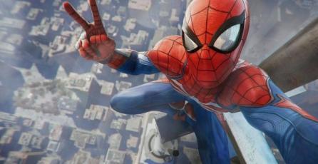 <em>Spider-Man</em> es la exclusiva más rápidamente vendida de la historia de PS4