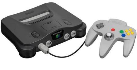 Patente de <em>Nintendo 64</em> habría sido nuevamente registrada en Europa con el logo de Classic Mini