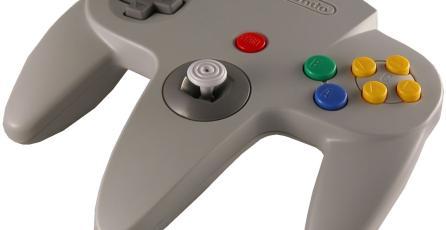 Marca relacionada con Nintendo 64 fue aprobada en Europa