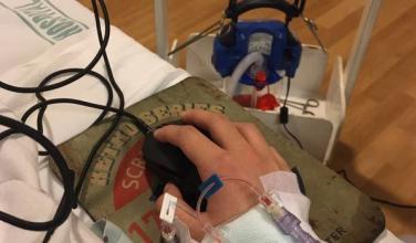 Fanático de <em>League of Legends</em> ganó torneo desde el hospital
