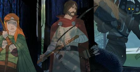 Hoy debuta la versión física de <em>The Banner Saga Trilogy</em> para Switch