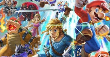 Nintendo permite que jugador con cáncer terminal pruebe <em>Super Smash Bros. Ultimate</em>