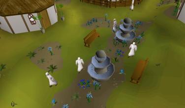 Moderador de <em>RuneScape</em> fue despedido por robar ítems y moneda virtual