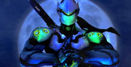 Overwatch pondrá a la venta réplica de la espada de Genji con luces LED