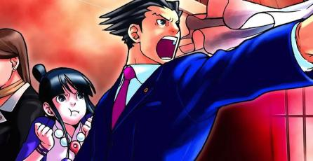 <em>Phoenix Wright: Ace Attorney Trilogy</em> llegará a PS4, Switch, Xbox One y PC