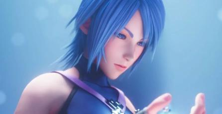 Sora y Aqua se enfrentan en nuevo gameplay de <em>Kingdom Hearts III</em>