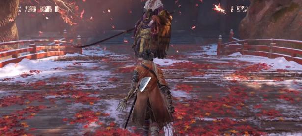 Conoce a uno de los poderosos jefes de <em>Sekiro: Shadows Die Twice</em>