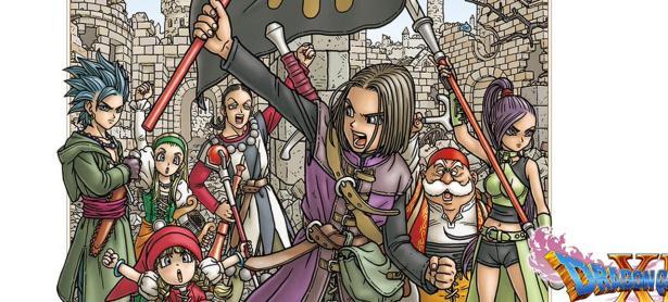 <em>Dragon Quest XI</em> para Nintendo Switch tendrá un nombre diferente
