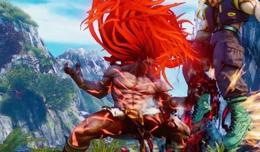 Habrá versión arcade de <em>Street Fighter V</em> en Japón