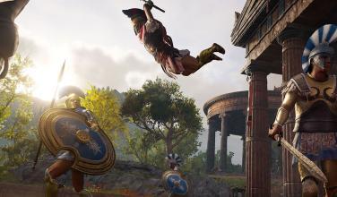 Amazon y Ubisoft celebran el debut de <em>Assassin's Creed: Odyssey</em>