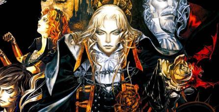 La ESRB clasifica <em>Castlevania Requiem: Symphony of the Night & Rondo of Blood</em>