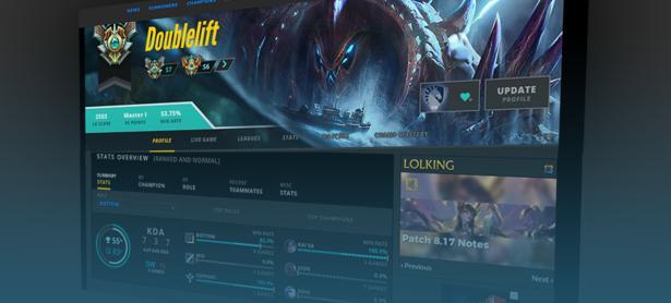 """""""LolKing"""", el popular sitio de estadísticas de League of Legends cierra después de 6 años"""