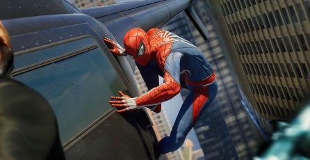 <em>Marvel's Spider-Man</em> se mantiene como lo más vendido en Reino Unido