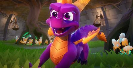 Activision detiene proyecto de <em>Spyro</em> hecho por un fan