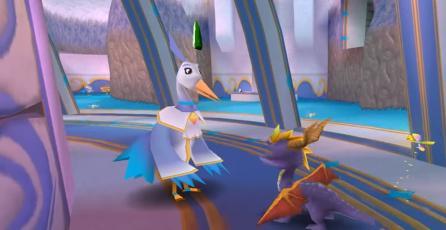 Activision cierra proyecto de fanáticos que realizaban secuela de Spyro original