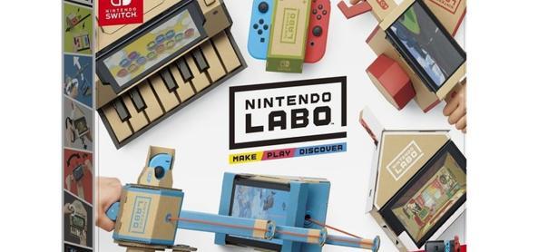 Detectan venta de kits falsificados de Nintendo Labo en Asia