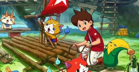 Nintendo confirma la llegada de <em>Yo-kai Watch 3</em> a Occidente