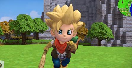 Te convertirás en un granjero en <em>Dragon Quest Builders 2</em>