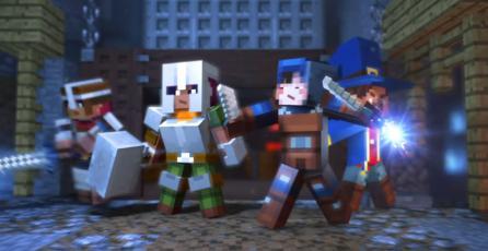 Mojang anuncia <em>Minecraft: Dungeons</em> para PC