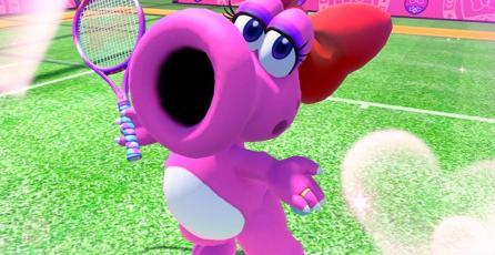 Muy pronto podrás jugar como Birdo en <em>Mario Tennis Aces</em>