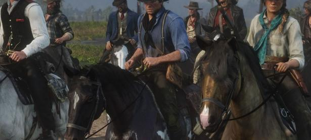 <em>Red Dead Redemption 2</em> luce increíble en su nuevo gameplay