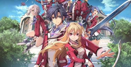 Remasters de <em>TLoH: Trails of Cold Steel I &amp; II</em> llegarán a Occidente