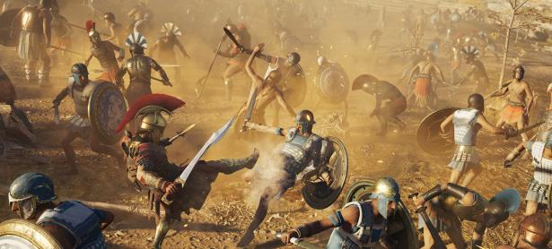 Google te permitirá jugar <em>Assassin's Creed: Odyssey</em> desde Chrome