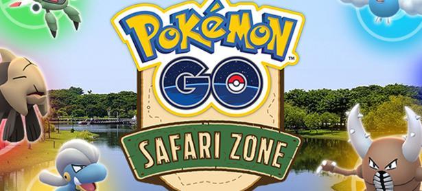 En noviembre habrá un nuevo evento Safari Zone de <em>Pokémon GO</em>