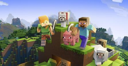 <em>Minecraft</em> aún supera a <em>Fortnite</em> en jugadores activos mensuales