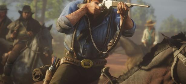 <em>Red Dead Redemption 2</em> se disfrutará a 4K nativos en Xbox One X