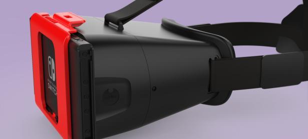 Nintendo asegura que ya trabajan en la Realidad Virtual para implementarla en Switch
