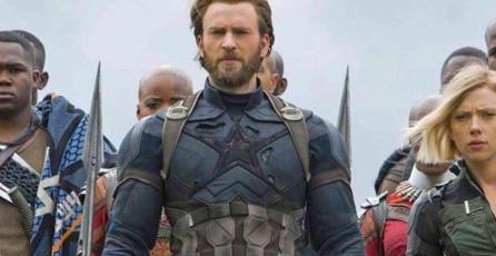 Termina el rodaje de Avengers 4 y Chris Evans se despide de Capitán América para siempre