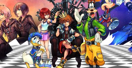 Square Enix anuncia <em>Kingdom Hearts: The Story So Far</em> para PS4