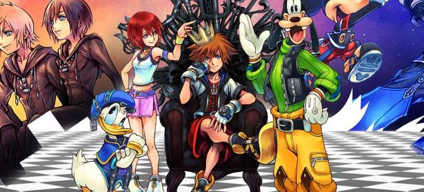 Square Enix anuncia <em>Kingdom Hearts: The Story So Far</em> para PS4