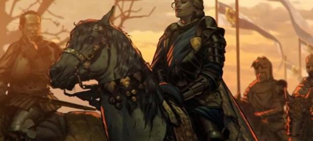 Así serán los combates en <em>Thronebreaker: The Witcher Tales</em>
