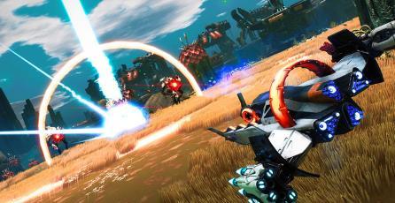 Mundo de <em>Starlink: Battle for Atlas</em> es más grande que el de muchos títulos de Ubisoft