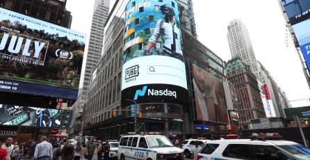 PUBG Mobile se toma las pantallas de Nueva York para desconocido anuncio