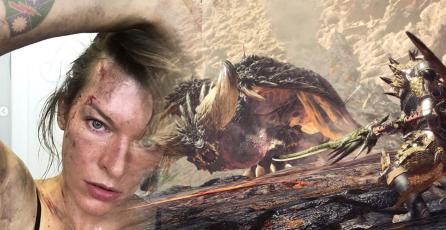 Empieza el rodaje de Monster Hunter y ya vemos a Jovovich en el rol de Artemis