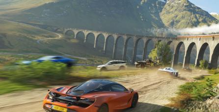 Checa la comparativa de entornos reales y virtuales en <em>Forza Horizon 4</em>