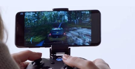 Project xCloud te permitirá jugar títulos para Xbox One desde tu celular
