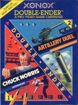 Xonox Double-Ender: Artillery Duel and Chuck Norris Superkicks
