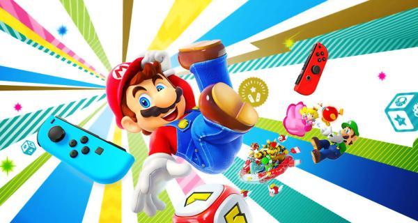 <em>Super Mario Party</em>