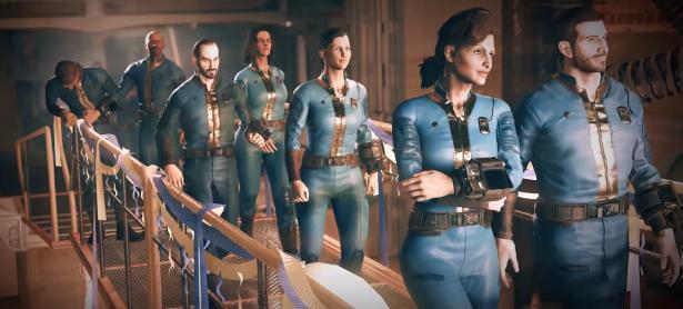 Se publicaron los gameplays de Fallout 76 y la respuesta es mala